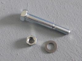 Umlenkrolle Schraube / Spannrolle Mutter / Unterlegscheibe - alle RB Motoren