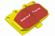 R34 GTR EBC Yellowstuff vorne DP41032R