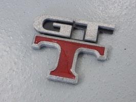 Emblem Kunststoff GT-T klein