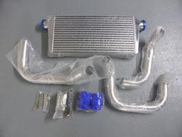 Ladeluftkühler FMIC komplettes Set ALU NATUR - Skyline R32 R33 R34 RB25DET