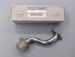 Ansaugschnorchel Motoröl Nissan OEM 15050-42L01 - Skyline R33 GTST R34 GTT