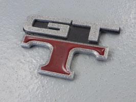 Emblem Kunststoff GT-T groß