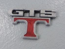 Emblem Kunststoff GTS-T