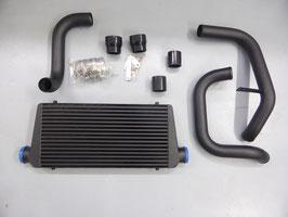 Ladeluftkühler FMIC komplettes Set BLACK - Skyline R32 R33 R34 RB25DET