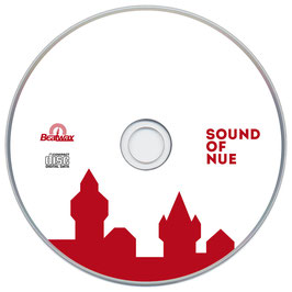 Various - Sound of NUE Compilation -  MP3 CD