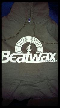 Beatwax Logo Hoodie green