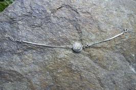 Shiva Eye / Flower of Life Bracelet