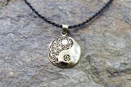 Flower of Life / Yin Yang Pendant