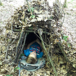 Familien Survivaltraining - zusammen in der Natur überleben!