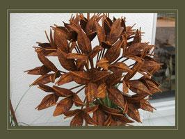 Edelrost Blume - Kornblume