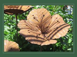 Edelrost Blume - Malve