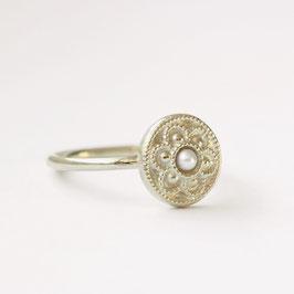 zeeuwse ring oma's knoopje goud
