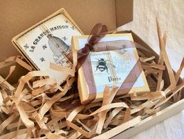 Geschenkschachtel Biene