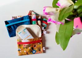 La pochette à savon + le savon