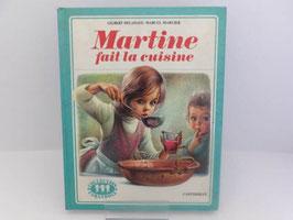 Martine fait la cuisine / French book Martine fait la cuisine