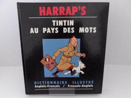 """Harrap's Tintin au pays des mots / Harrap's """"Tintin au pays des mots"""""""
