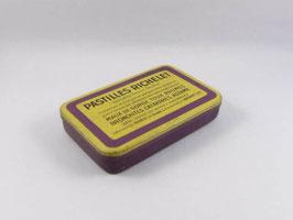 "Boite en métal pastilles Richelet / ""Pastilles Richelet"" tin"