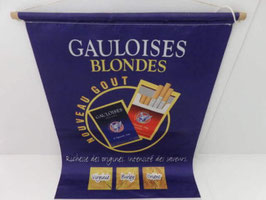 Fanion Gauloises Blondes / Gauloises Blondes Pennant