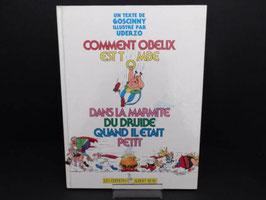 """BD Comment Obelix est tombé dans la Marmite du druide quand il était petit / French Book """"Comment Obelix est tombé dans la Marmite du druide quand il était petit """""""