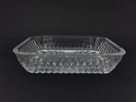 Ravier en verre vintage / Vintage glass ramekin