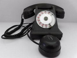 Téléphone Vintage en bakélite / Vintage bakelite telephone