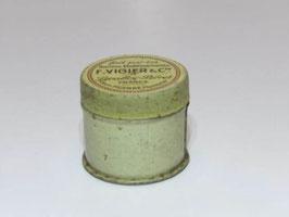 Petite boite de pharmacie F. Vigier & Cie / Old french pharmacy F. Vigier & Cie tin