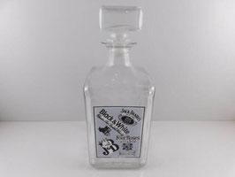 Carafe à Whisky en verre / Whisky glass decanter