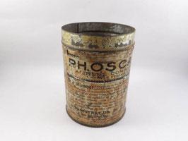 Boite en métal Phoscao / Phoscao tin