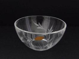 Bol en cristal / Crystal bowl