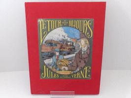 """Album Le tour du monde en 80 jours Jules Verne / French Album """"Le tour du monde en 80 jours"""" Jules Verne"""