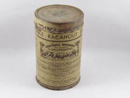 Boite en métal véritable Racahout des arabes / Véritable Racahout des arabes tin