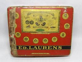 Boite en métal cigarettes scarabee Ed. Laurens / Scarabee Ed. Laurens cigarettes tin