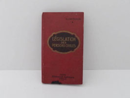 Législation des pensions civiles 1925 / Legislation des pensions civiles 1925 book