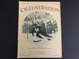 Journal l'Illustration n° 4904, 1937 / L'Illustration magazine n°4904, 1937
