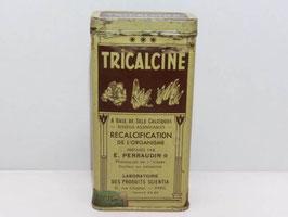 Boite métal pharmacie Tricalcine / Tricalcine pharmacy tin