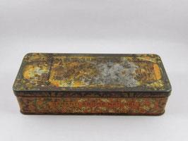 Boite en métal ancienne Bergamotes de Nancy / Vintage french candy tin
