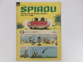 Journal de Spirou n° 1373, 1964 / Spirou magazine n° 1373, 1964.