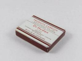 Boite en métal ancienne de pharmacie Di-Hydan / Old pill Di-Hydan pharmacy tin