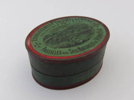Boite en métal Vichy / Vichy tin