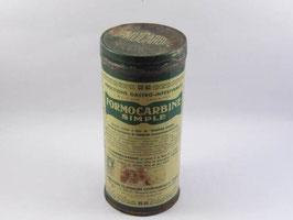 Boite en métal Formocarbine / Formocarbine tin