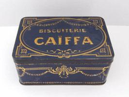 Boite en métal Biscuiterie Caiffa / Biscuiterie Caiffa tin