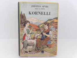 Livre jeunesse Kornelli / French book Kornelli