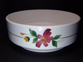 Saladier en faïence de St Amand / French ceramic St Amand salad bowl