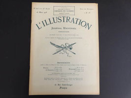 Journal L'Illustration n°3915, 1918 / L'Illustration magazine n°3915, 1918