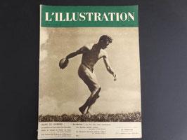 Journal l'Illustration n°4968, 1938 / L'Illustration magazine n°4968, 1938