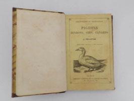 """Livre Pigeons Dindons Oies et Canards / """"Pigeons Dindons Oies et Canards"""" Book"""