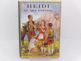 "Heidi et ses enfants / French book ""Heidi et ses enfants"""
