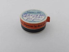 Ancienne petite boite à pilules de Pharmacie / Old pharmacy pills box