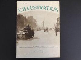 Journal L'Illustration n°4872, 1936 / L'Illustration magazine n°4872, 1936