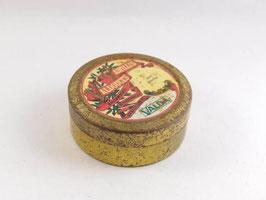 Boite en métal Pastilles Valda / Valda sweet tin
